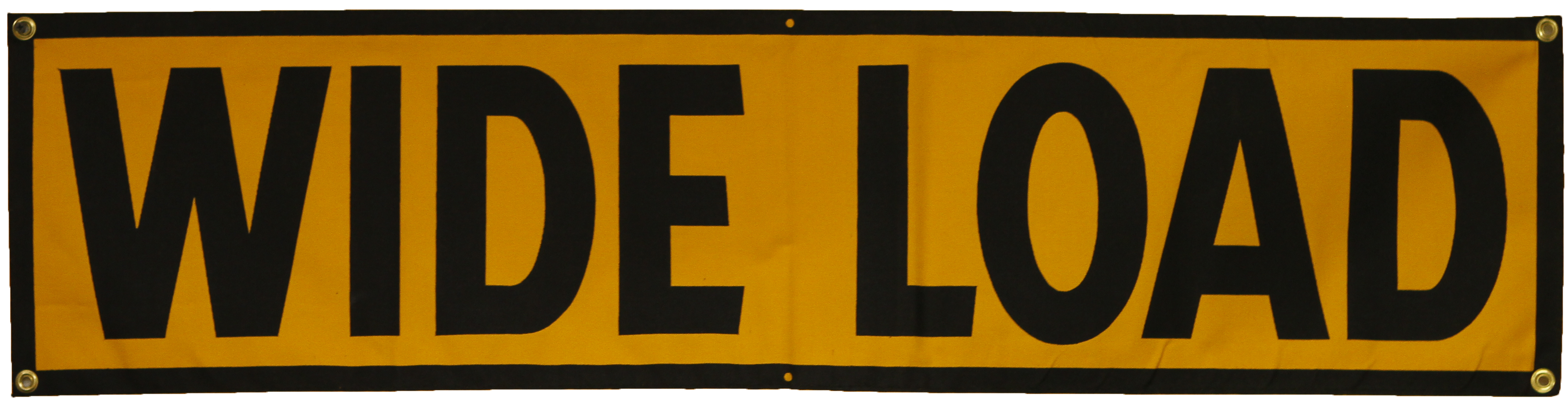 Wide Load Sign >> Oversize Load Signs The Warning Sign Company